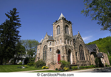 dějinný, církev