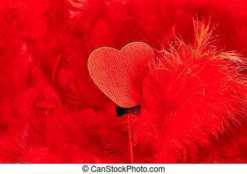 dělat velmi rád jádro, znejmilejší, day.couple, dále, červené šaty chmýří
