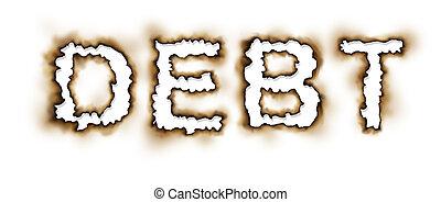 dług, problemy