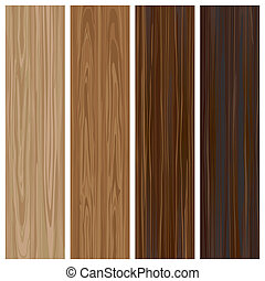 dřevěný, hmota