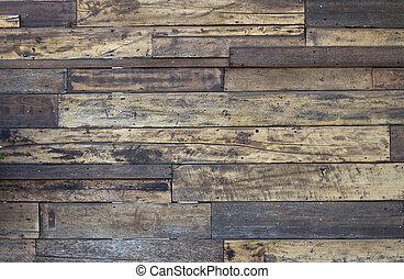 dřevo, dávný, tkanivo