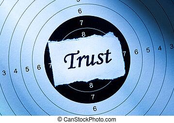 důvěra, pojem