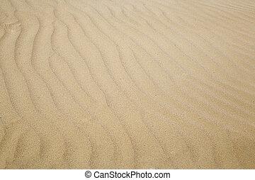 dűnék, homok