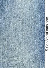 dżinsy drelichu, backround, struktura