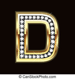 d, bling, brief