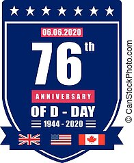 D-day 76th anniversary