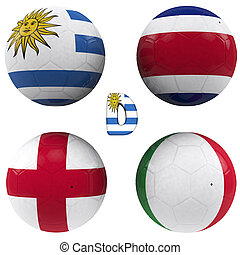 d group of the World Cup