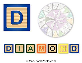 D Is For Diamond