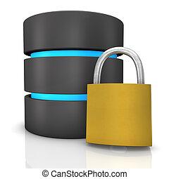 d-lock, databank