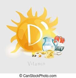 d., vitamine