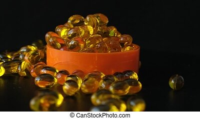 d3, pilules, vitamine
