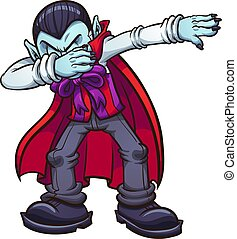 dabbing, vampiro