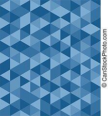 dachówka, wektor, błękitne tło