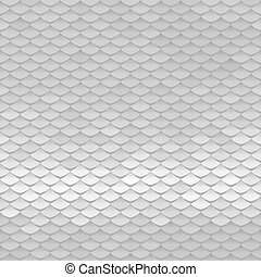 dachówki, tabela, abstrakcyjny, pattern., dach, tło., biały, texture.