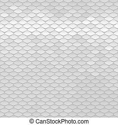 dachówki, tabela, abstrakcyjny, pattern., dach, tło.