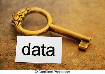 dados, conceito