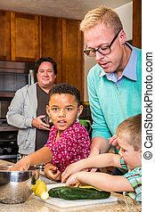 dads, cucina
