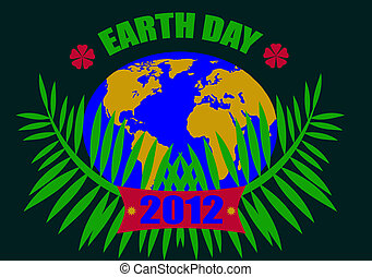 dag, aarde