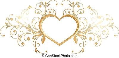 dag, valentines, wenskaarten