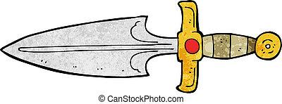 daga, caricatura