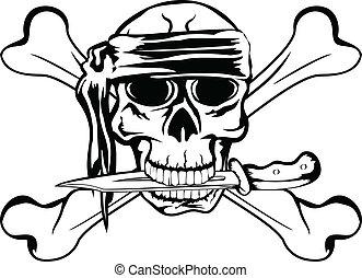daga, pirata