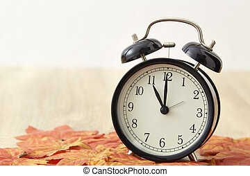 daglicht, concept, spaarduiten, tijd