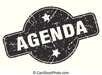 dagordning