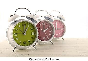 dagsljus, besparing, tid