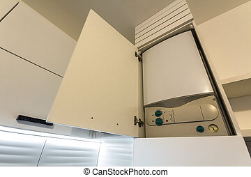 Haus gas boiler Stock Foto Bilder. 85 Haus gas boiler Lizenzfreie ...