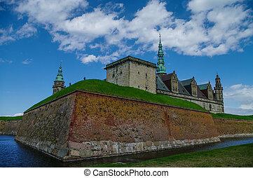 daheim, hofburg, schüttelt, kronborg
