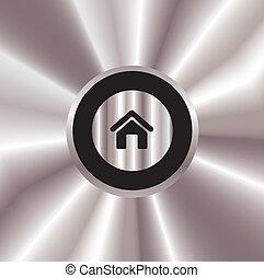 daheim, symbol