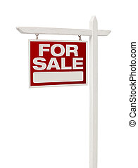 daheim, verkauf, immobilien- zeichen, mit, ausschnitt weg
