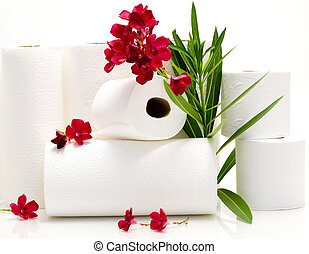 Daily Hygienic Essentials - Aromatized Toiled Paper and...
