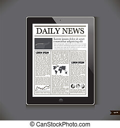 Daily News on generic Tablet PC