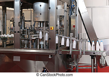 Dairy packaging line - Dairy packaging and filling systems...