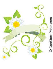 daisy green banner