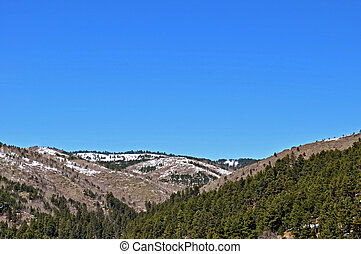 dakota, collines noires, sud