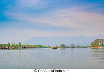 Dal lake, Kashmir India