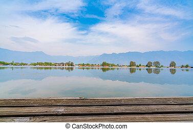 Dal lake, Kashmir India