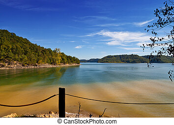 Dale Hollow Lake, Cove Creek Recreation Area, TN