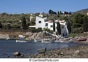Dali's house, Catalo