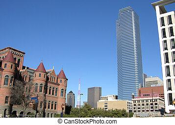 Skyline - Dallas Skyline