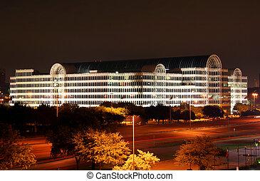 Dallas Texas Skyline at Night