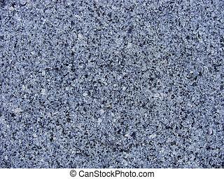 dalle, bleu, marbre noir, feuille, bruyant, blanc