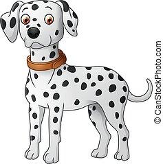 dalmatien, dessin animé