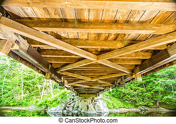 dalton, nakrywany most
