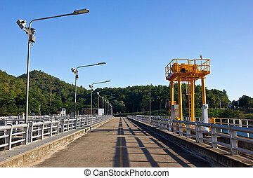 dam., 水力電気