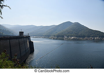 Dam Electricity Generator