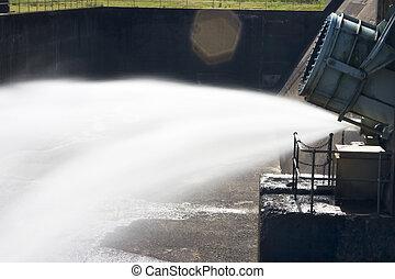 Dam Overflow