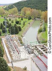 dam power industry